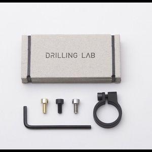 DRILLING LAB Taiwan Black Clamp Ring Set